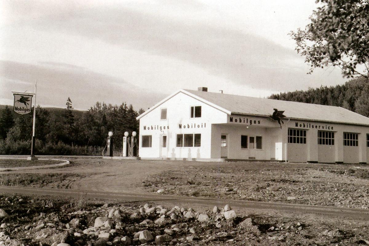 Fosenhalvøya Billag as