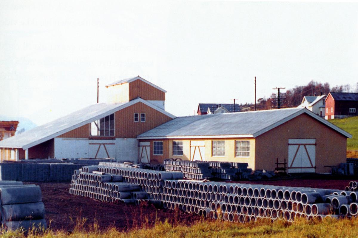 Svingen sementvarefabrikk